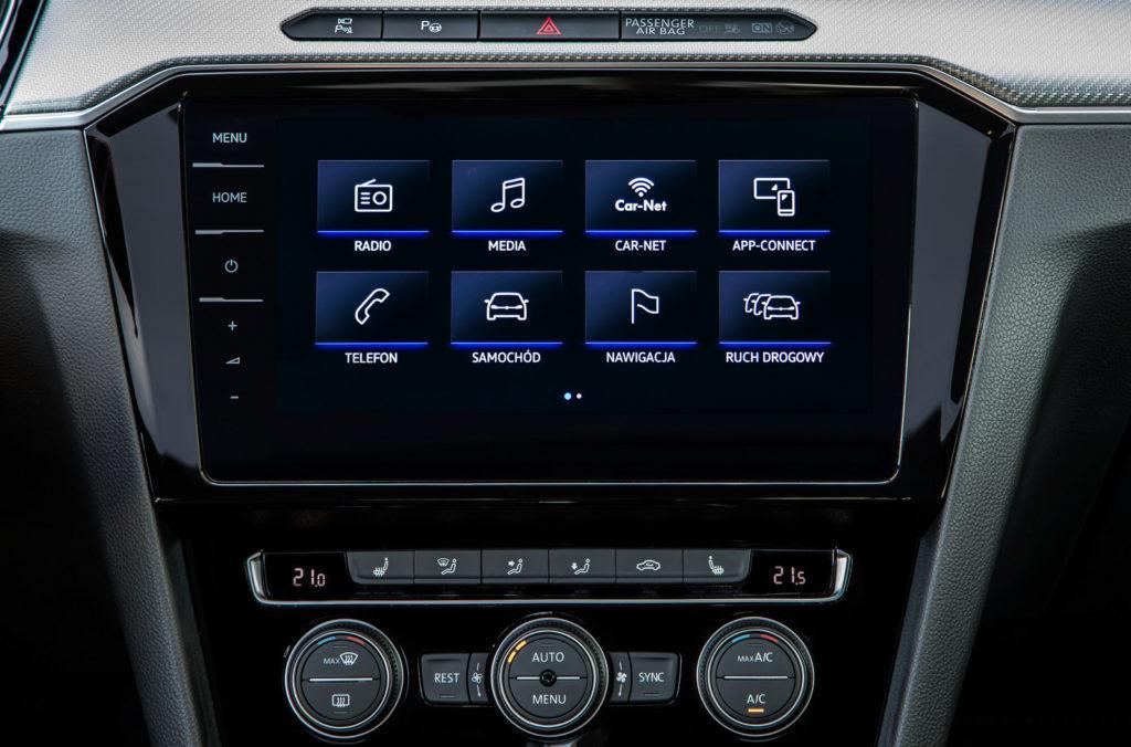 Volkswagen Arteon uslugi carnet