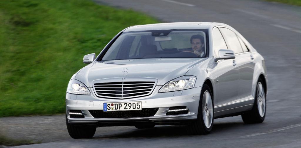Mercedes-Benz 250CDI BlueEfficiency - najbardziej ekologiczne samochody