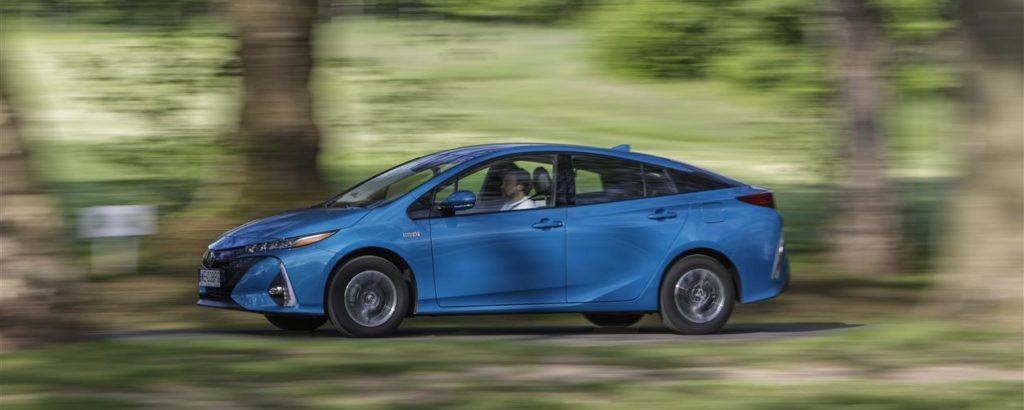 Najbardziej ekologiczne samochody świata - Toyota Prius Plugin