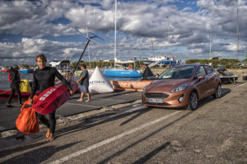 ford fiesta kite challenge 8
