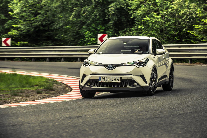 Toyota C Hr Opinia I Test Na Wyjątkowych Drogach W Polsce