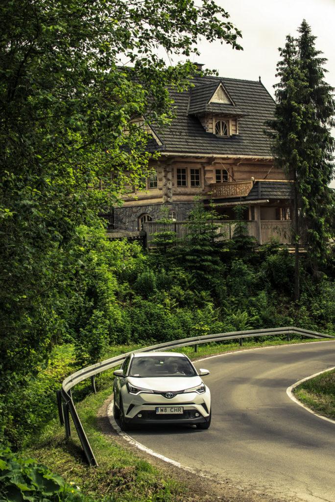 najładniejsze drogi w Polsce