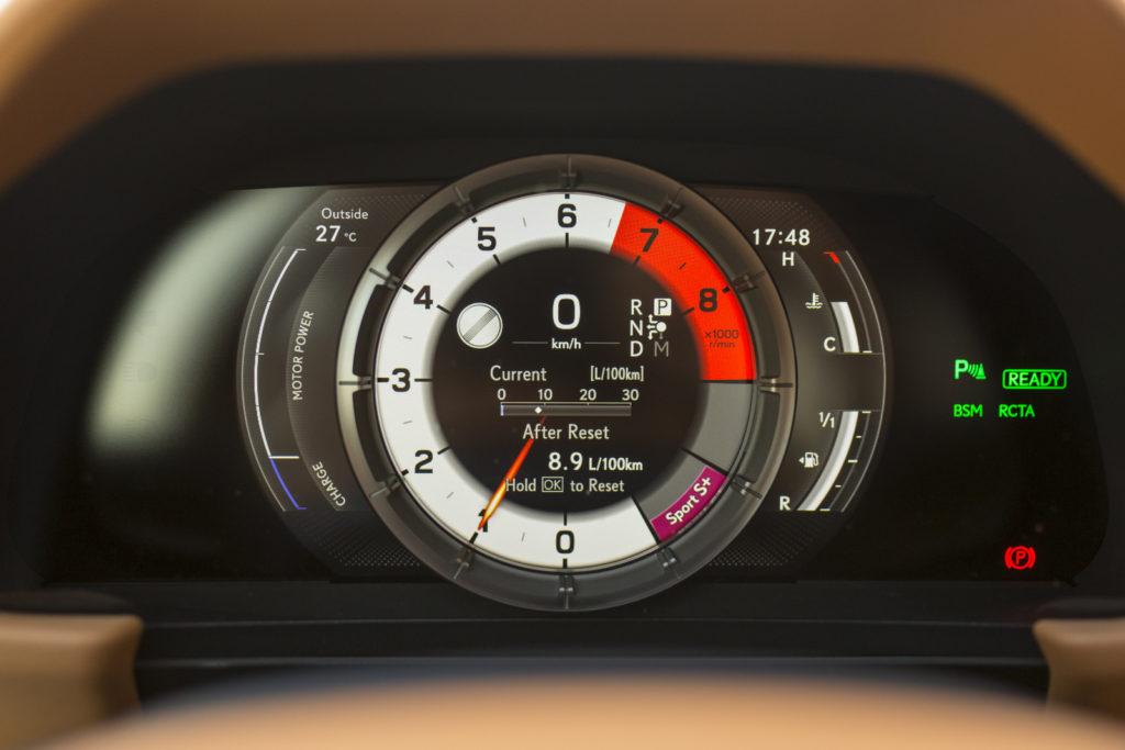 Lexus LC500 zdjecia