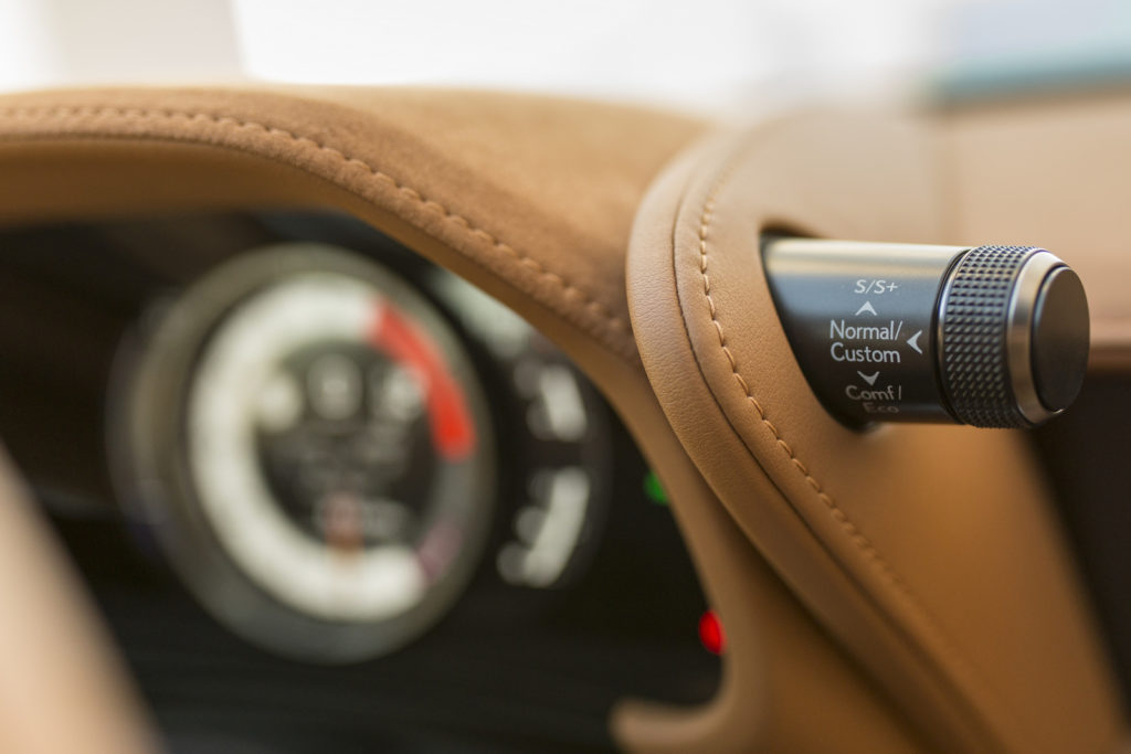 Lexus LC opinia