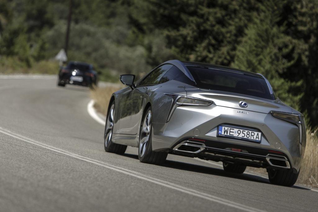 Lexus LC500 i LC500h zdjecia polska opinia 65