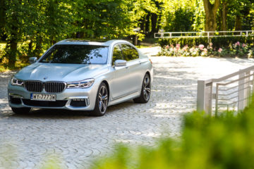 BMW 750 long test opinia 11
