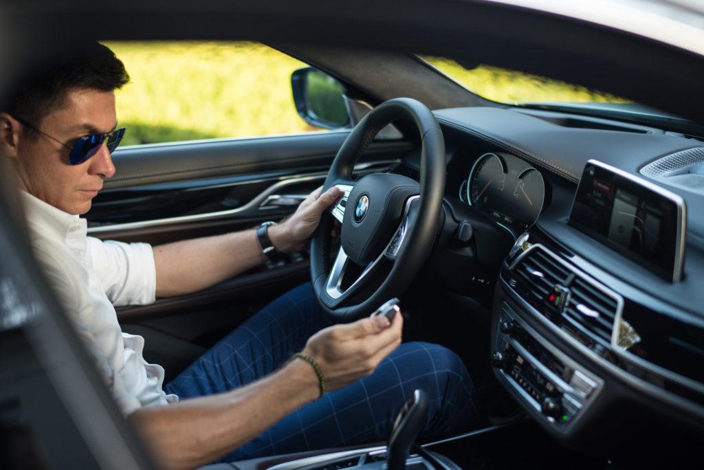 bmw serii 7 750Li xDrive test opinia 54