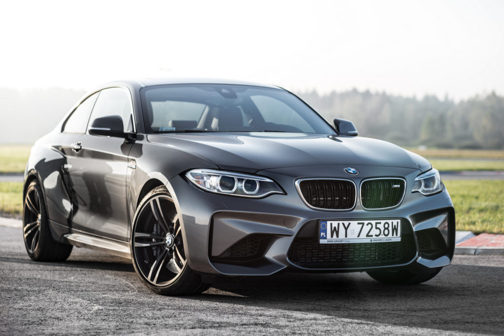 BMW M2 test opinia 17
