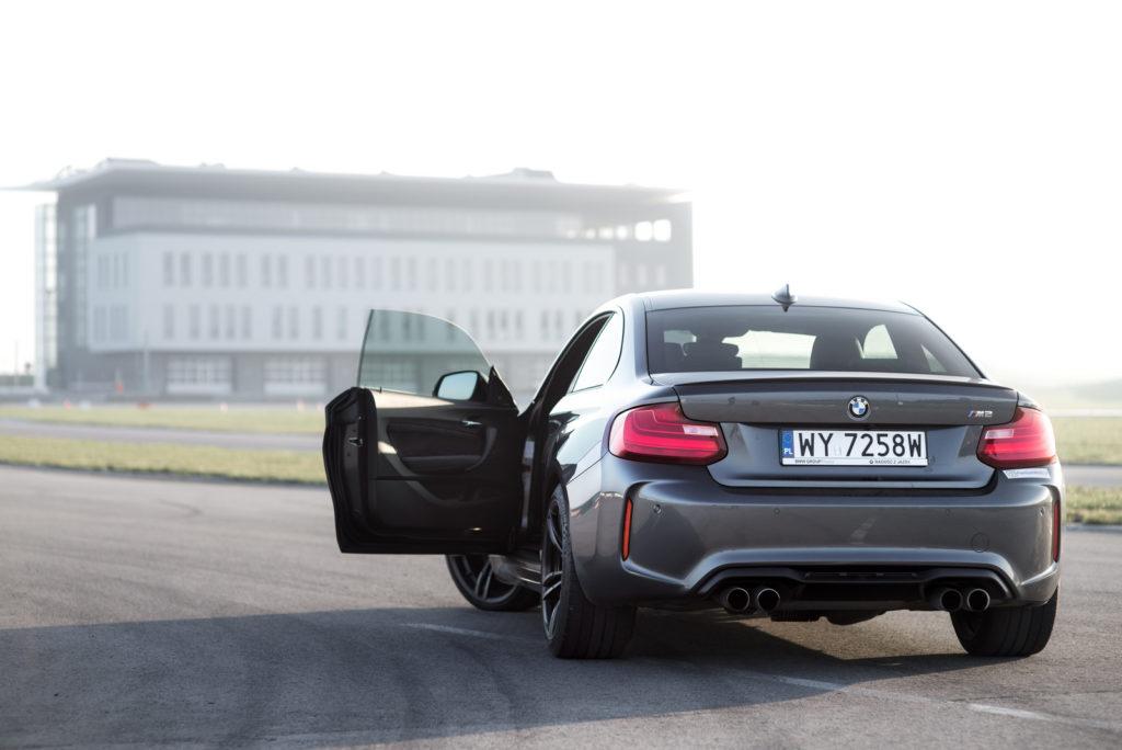 BMW M2 2017 test opinia 18