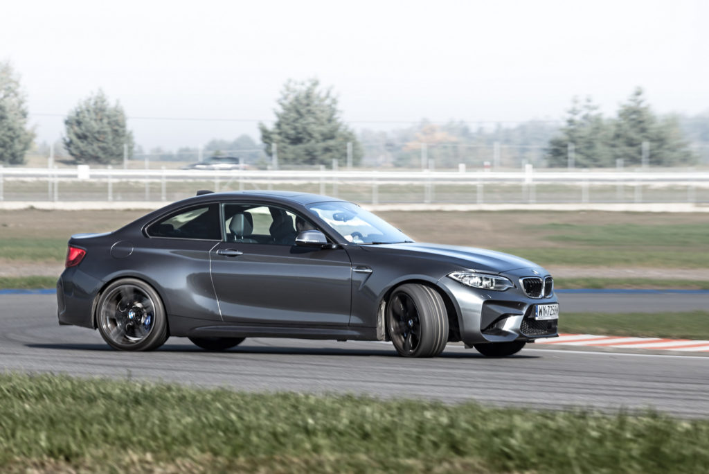 BMW M2 opinia