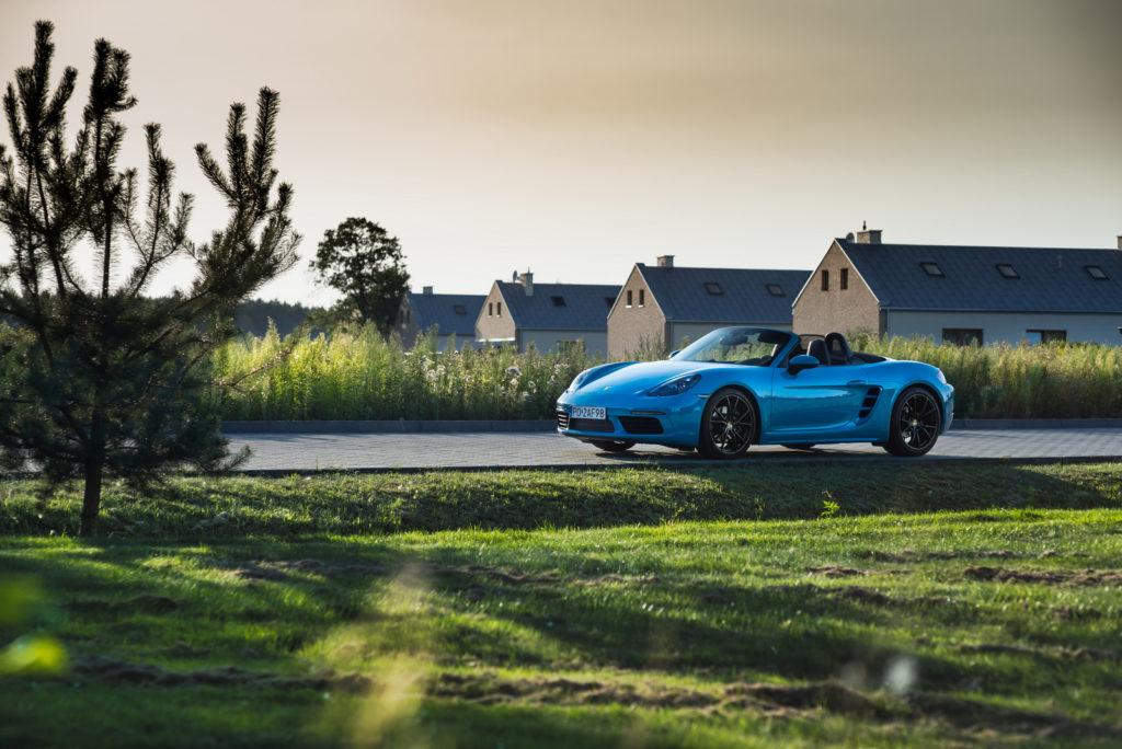 Porsche 718 Boxster test opinia 1