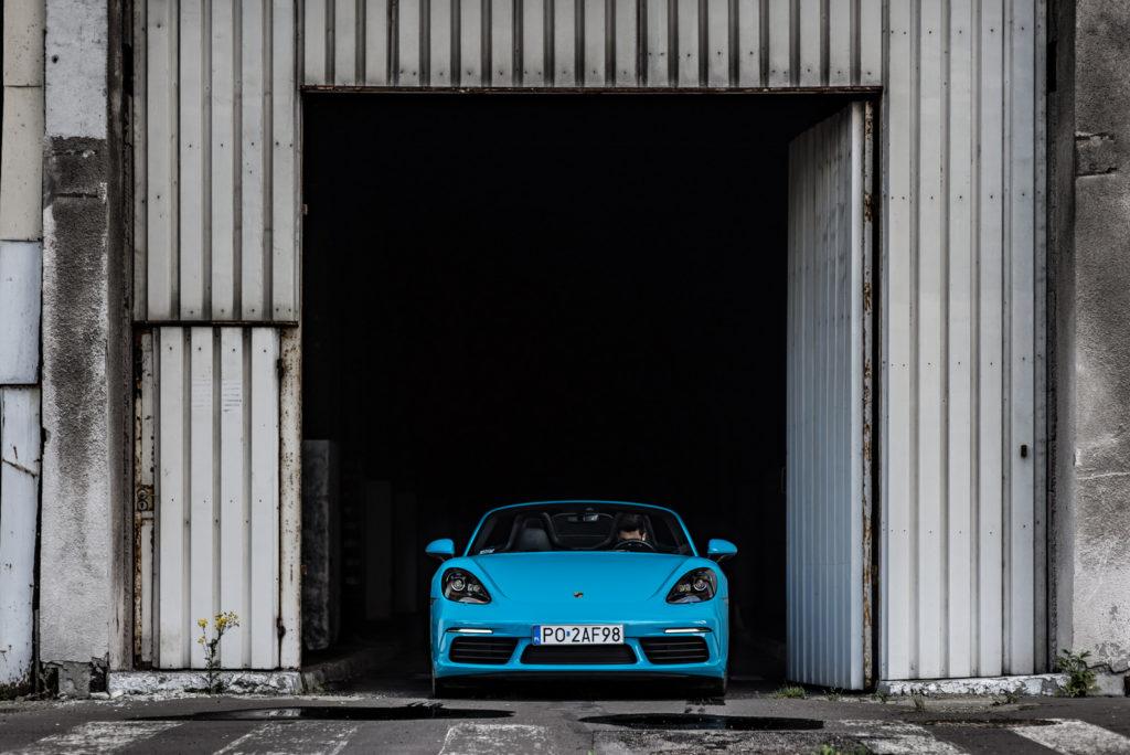 Porsche 718 Boxster test opinia 13