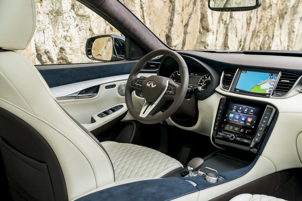 Samochodowe premiery klasy premium w 2018 roku kalendarz nowo ci for What car has the best interior