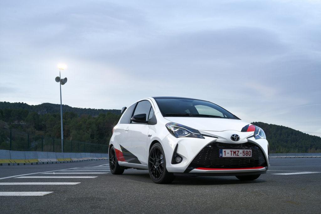 Toyota Yaris GRMN - test i opinia