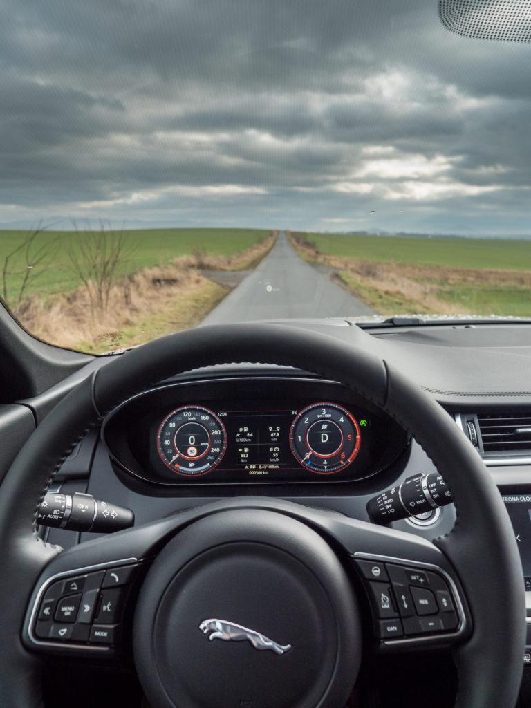 Jaguar E-Pace test i opinia - wrażenia z jazdy