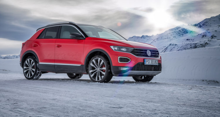 vw t-roc test opinia dane 14
