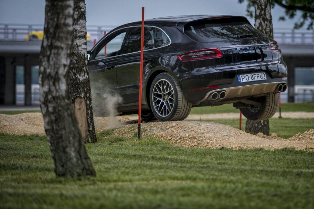 Porsche Driving Experience Polska silesia ring