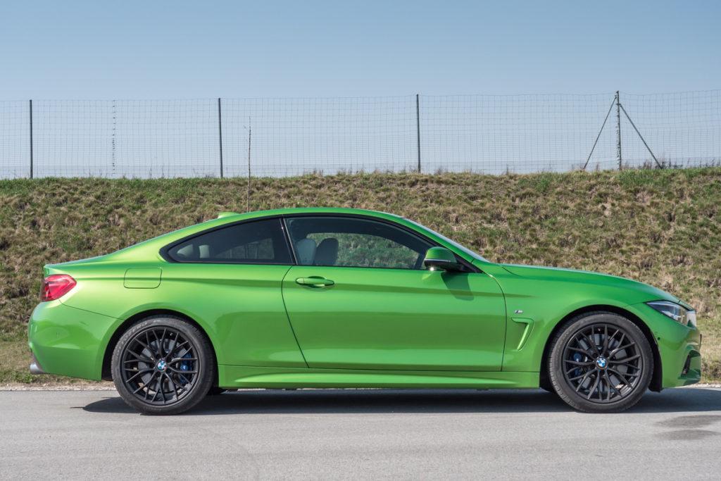 BMW 440i opinia spalanie