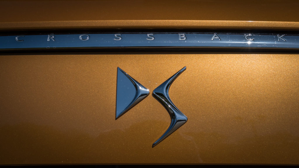 ds 7 crossback opinia