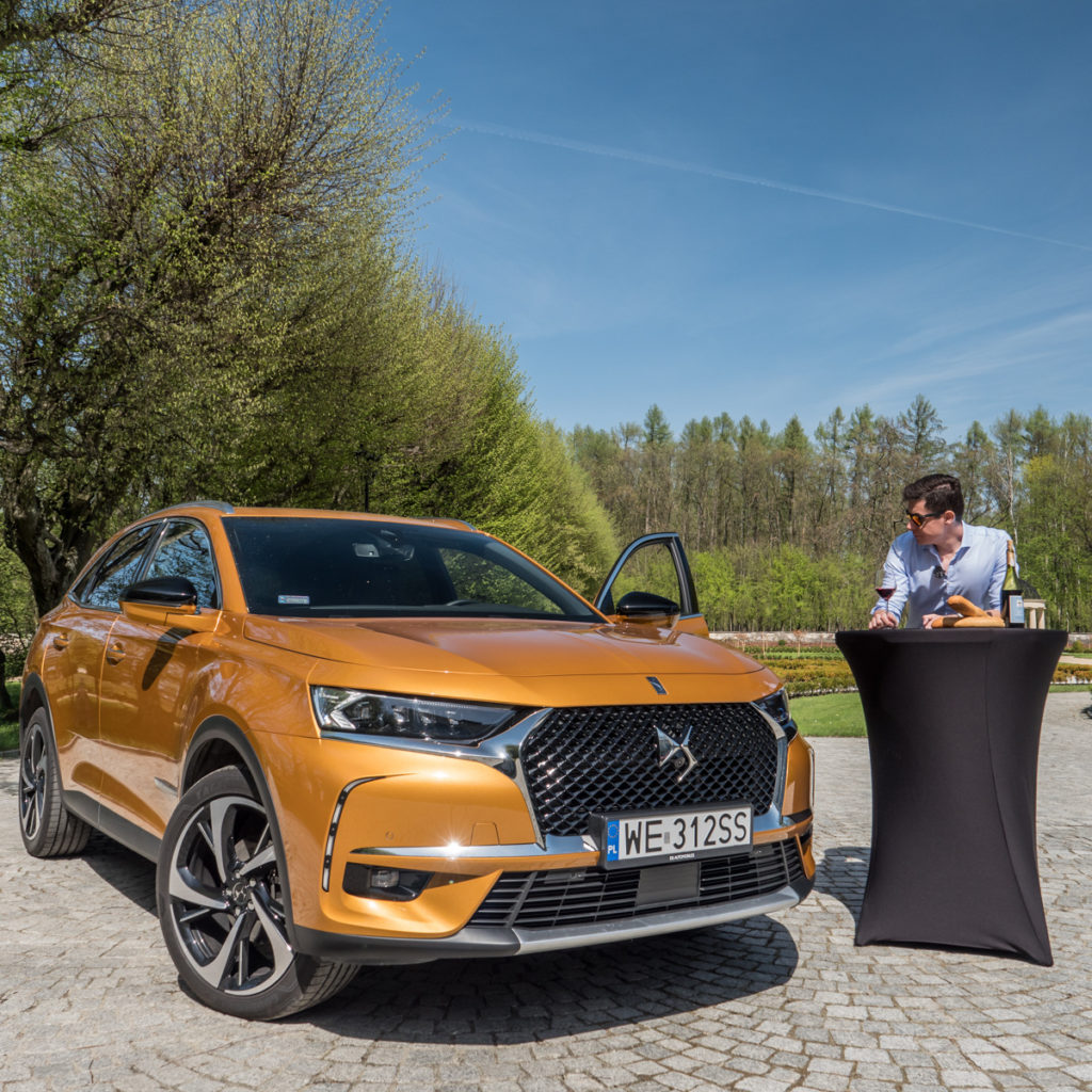 ds 7 crossback opinia i test