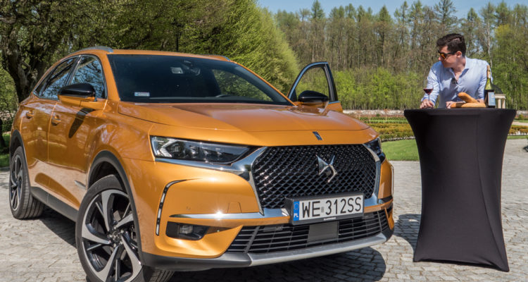 ds 7 crossback test opinia cena 2