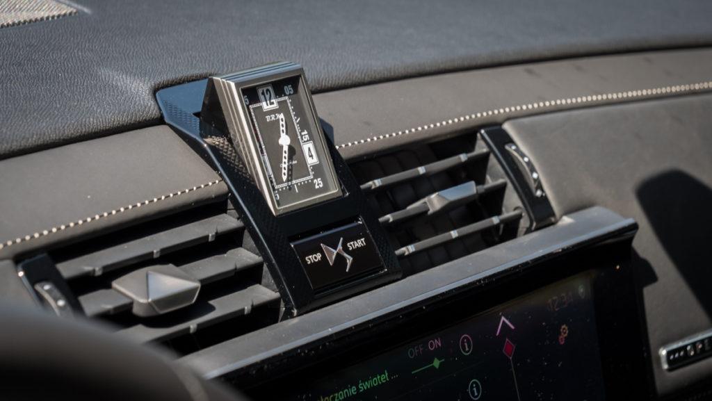 ds 7 crossback zegarek opinia