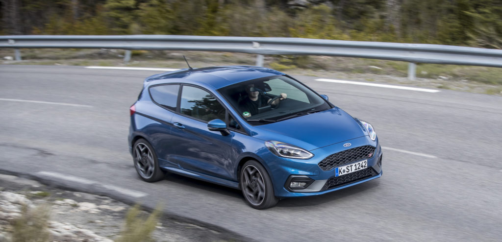 Nowy Ford Fiesta ST opinia test