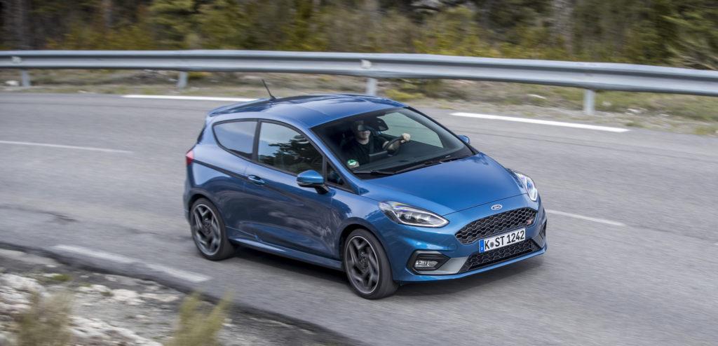 Nowy Ford Fiesta ST opinia test