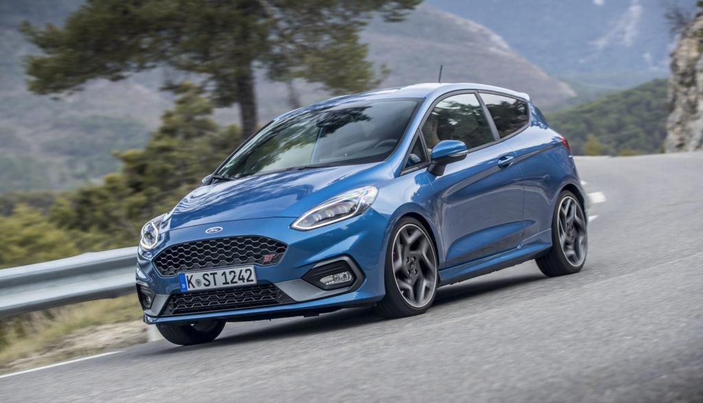 nowa Fiesta ST test i opinia