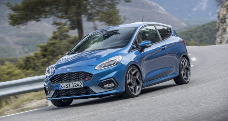 ford fiesta st opinia test blue 127