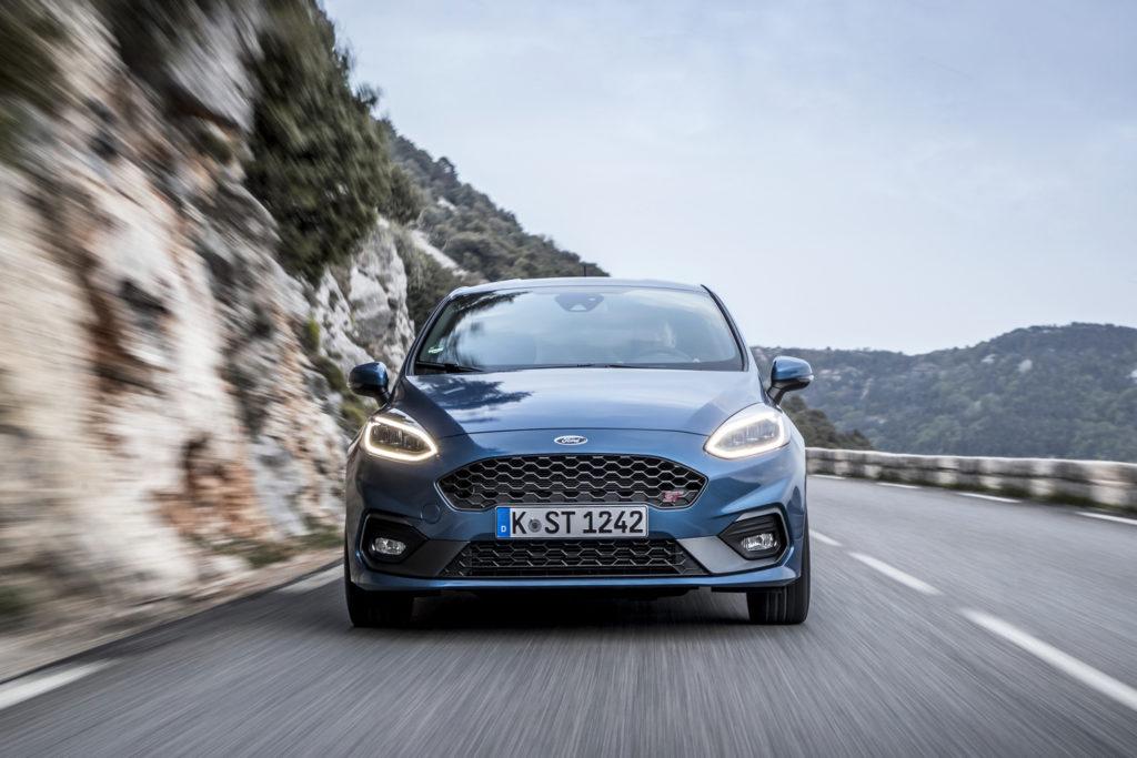 Ford Fiesta ST 2018 test i opinia