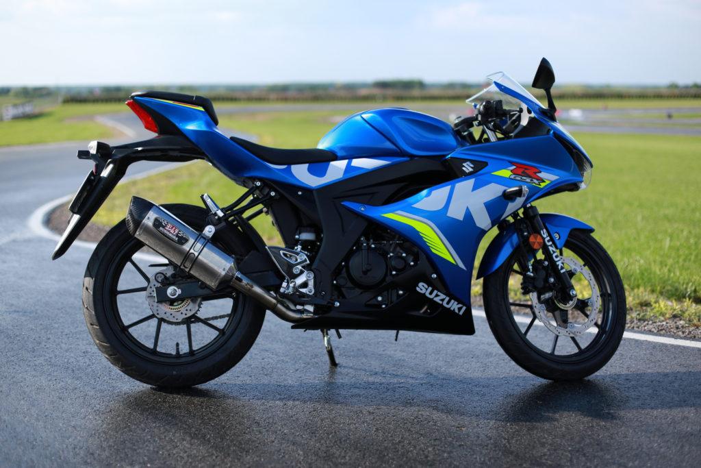 motocykle suzuki nowości 2018 gsx250r