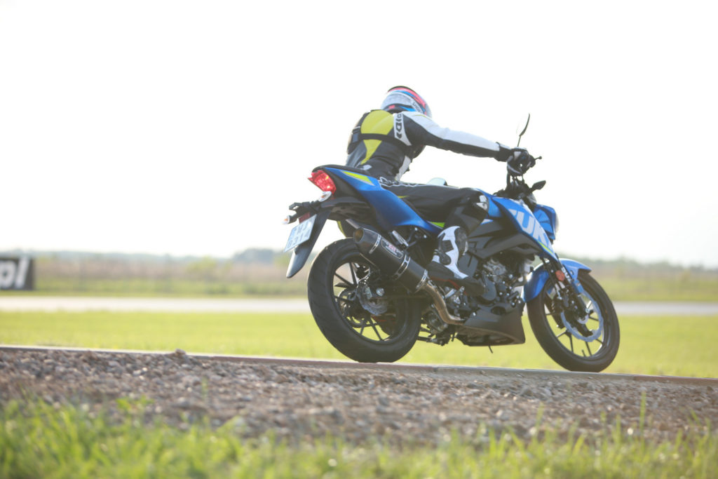 motocykle suzuki nowość 2018 GSX-R125 i GSX-S125