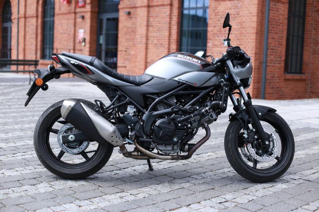 motocykle suzuki nowość 2018 SV650X