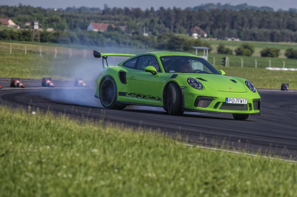 Porsche Driving Experience Polsce opinia