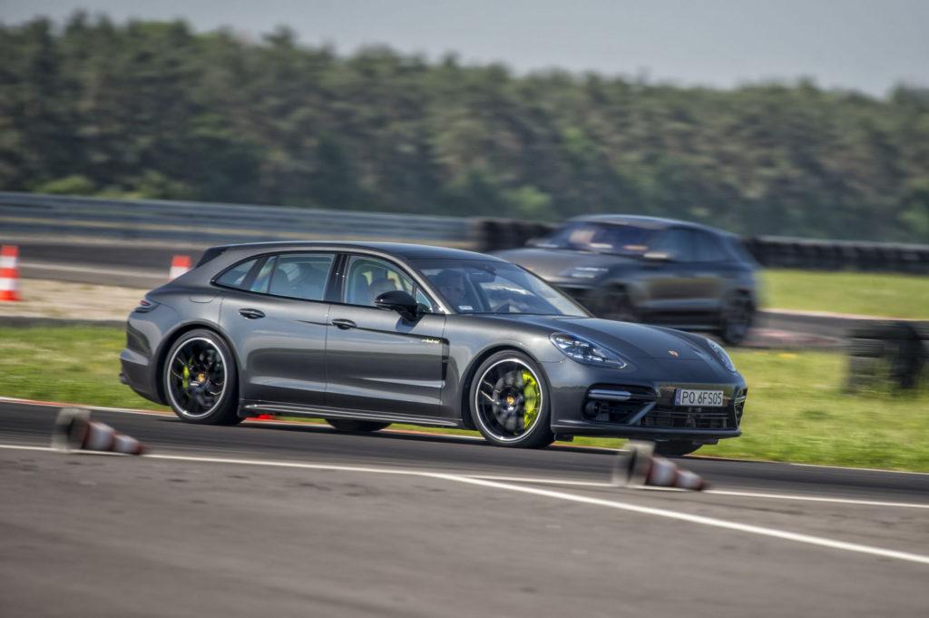 Porsche Driving experience Polska opinia