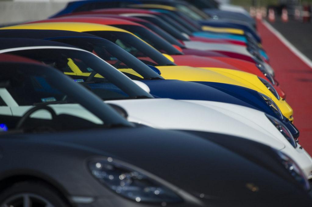 Porsche Driving Experience Polska 2018 opinia