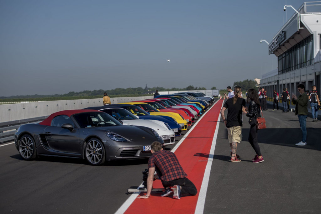 Porsche Driving Experience Polska