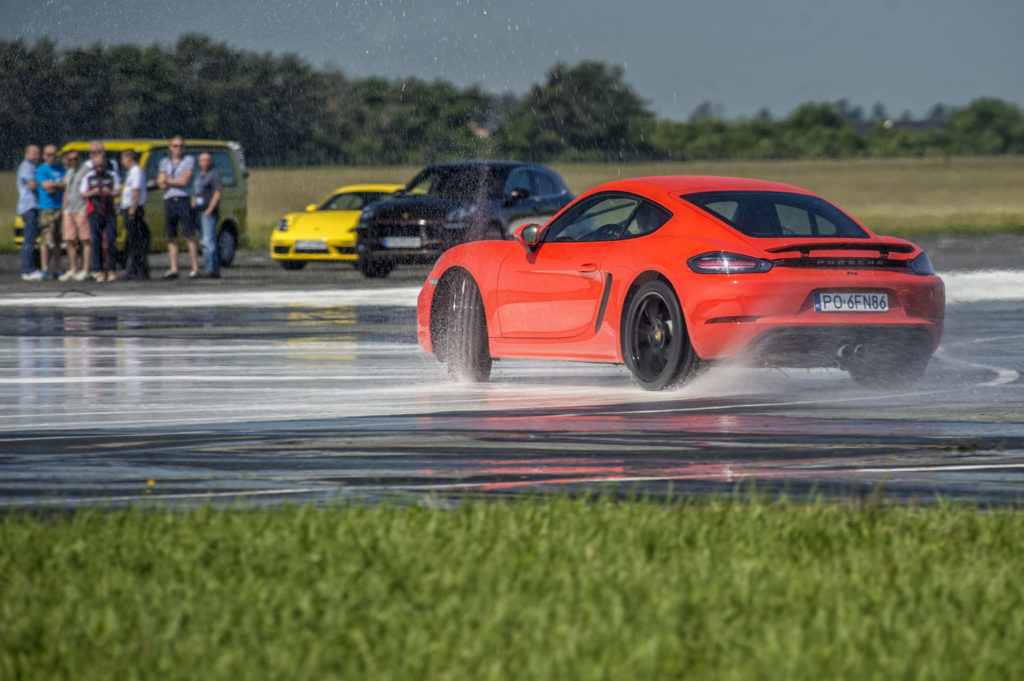 Porsche Driving experience w Polsce ceny, opinia