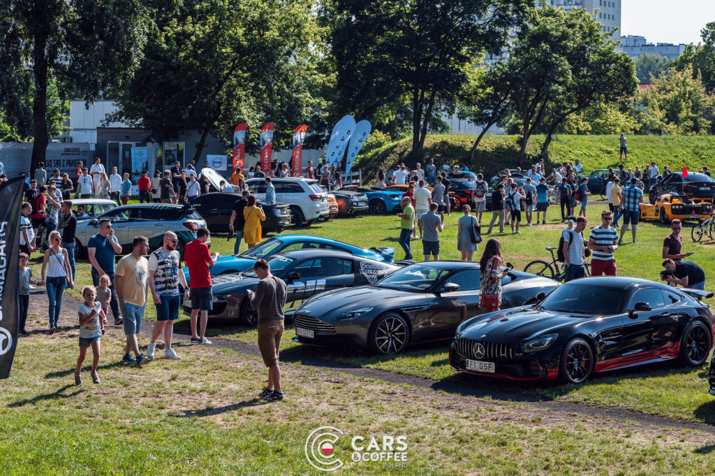 Cars and coffee polska warszawa 2018