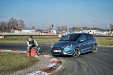 ford fiesta st 2019 test opinia 1