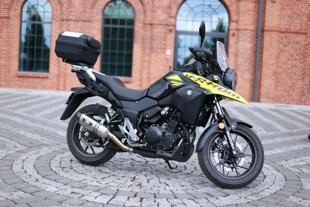 Suzuki V-Strom nowości suzuki 2018