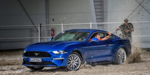 nowy ford mustang test opinia 1