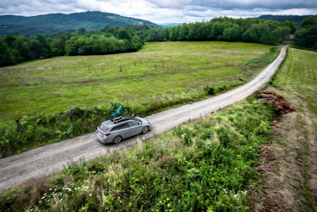 Toyota Auris Freestyle test opinia bieszczady