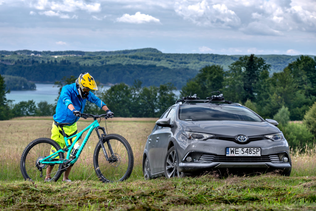 Toyota Auris Freestyle test opinia