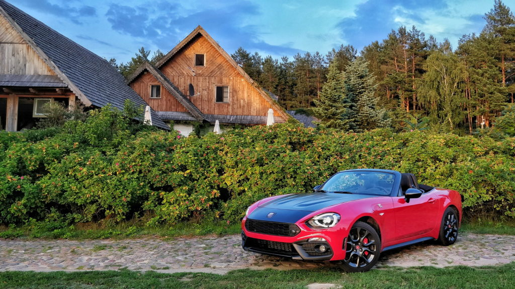 abarth 124 spider test opinia 12a