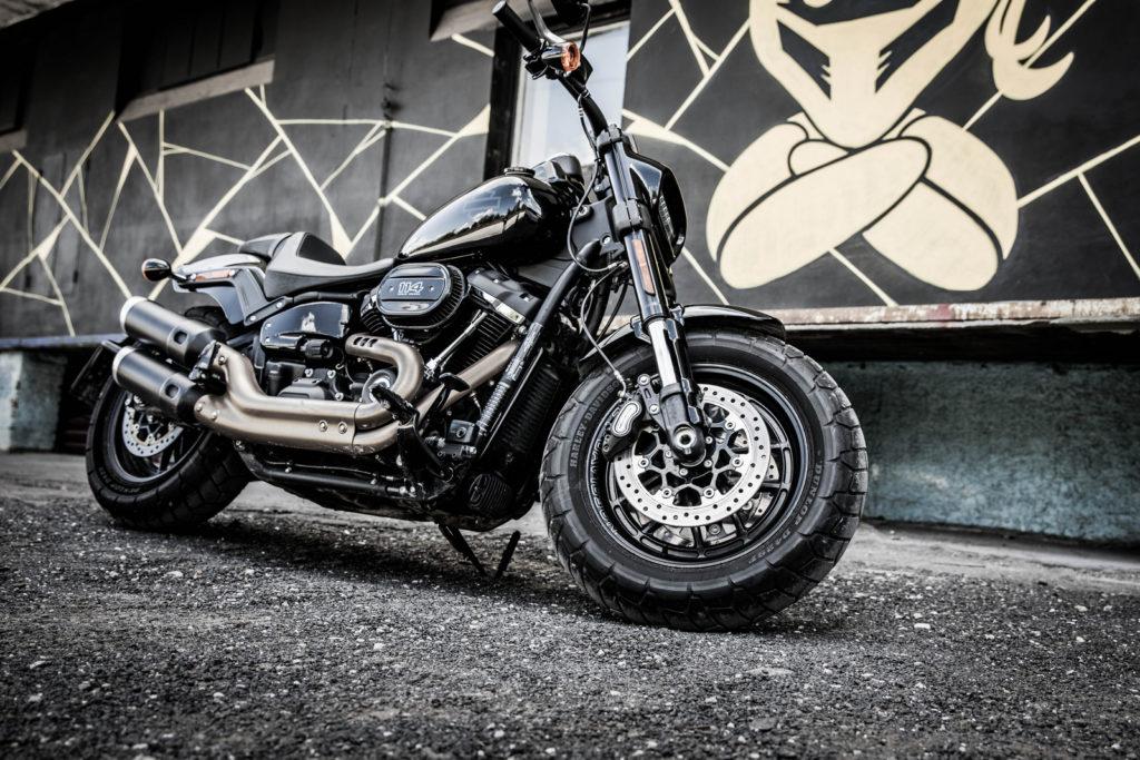 Harley-Davidson Fat Bob 2018 test i opinia