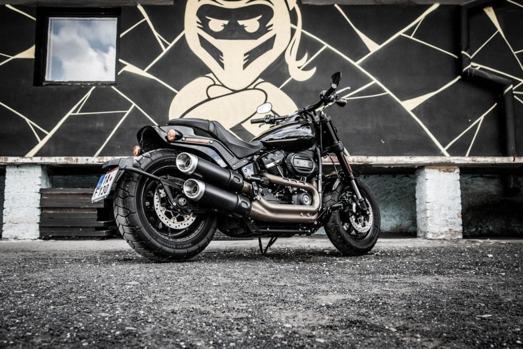 Harley-Davidson Fat Bob 2018 – test i opinia