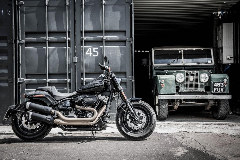 Harley-Davidson Fat Bob 2018 (114) – test i opinia
