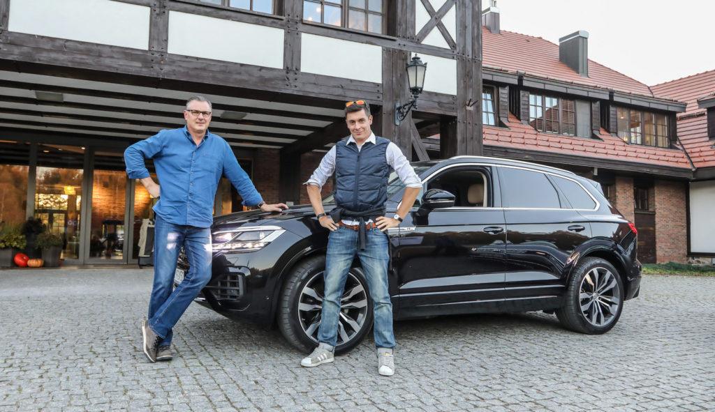 nowy Volkswagen Touareg test opinia 2019